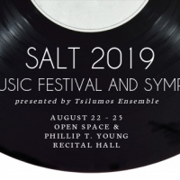 Gossamer II premiered at the SALT New Music Festival and Symposium
