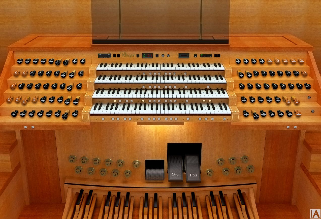 Christmas on Organ with Electronics